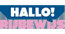 Hallorijbewijs Logo